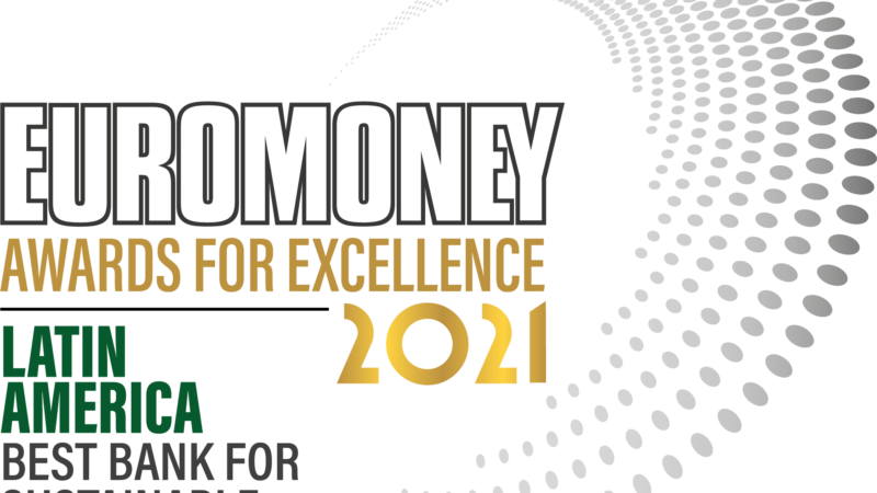 Euromoney premia a Santander como mejor banco de Argentina y mejor banco en finanzas sostenibles para Latinoamérica