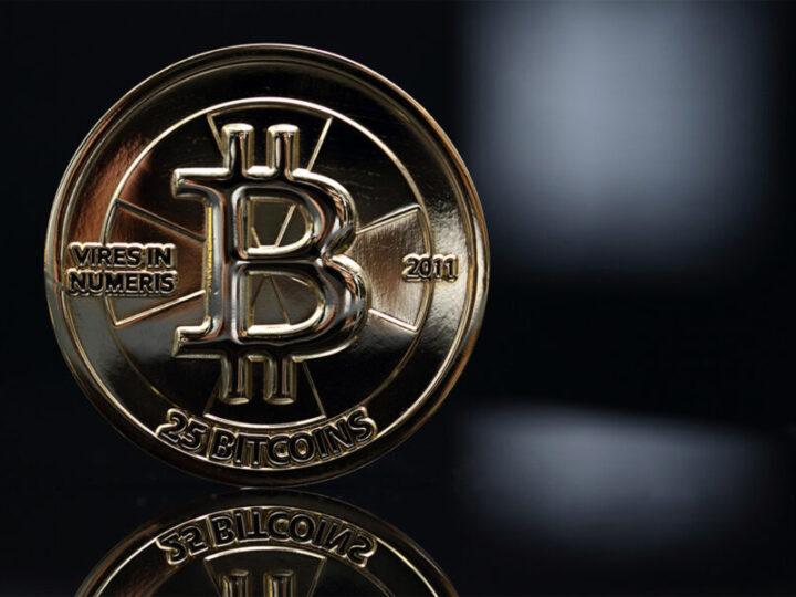 Bitcoin volvió a tocar los US$ 40.000