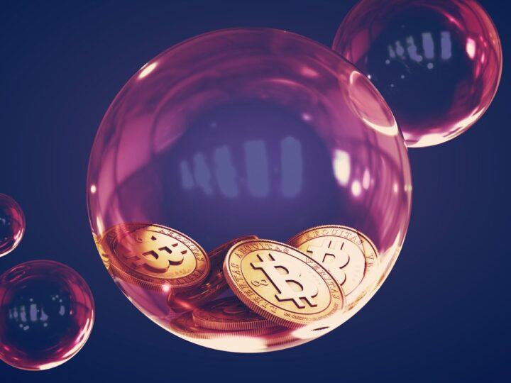 Nueva investigación sugiere burburja de bitcoin