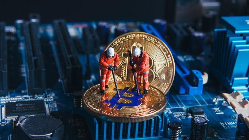 Dificultad de minería de BTC creció 31%