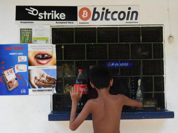 EEUU y El Salvador discutieron sobre la Ley Bitcoin
