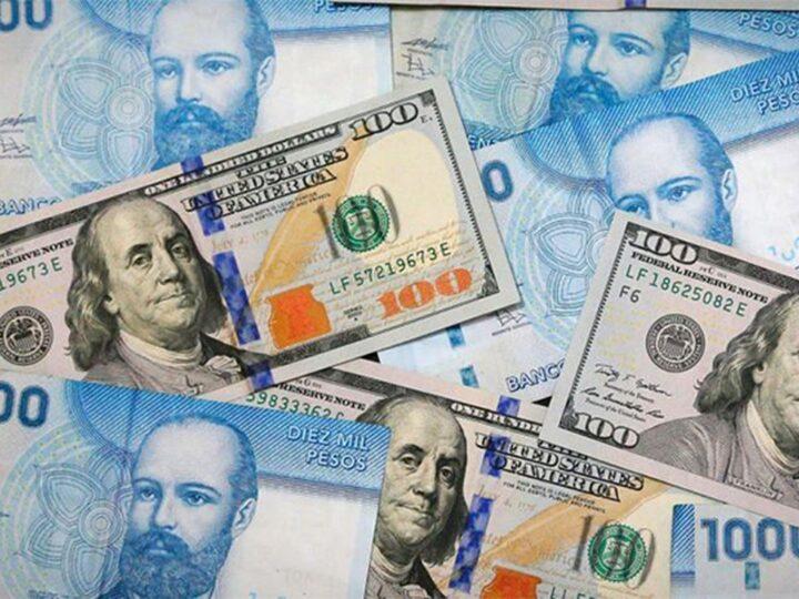 El peso chileno es la tercera moneda de peor rendimiento del mundo en julio