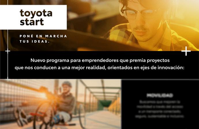 "Concurso ""Toyota Start"""