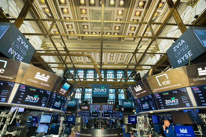 Cerraron con ganancias los indicadores en el NYSE