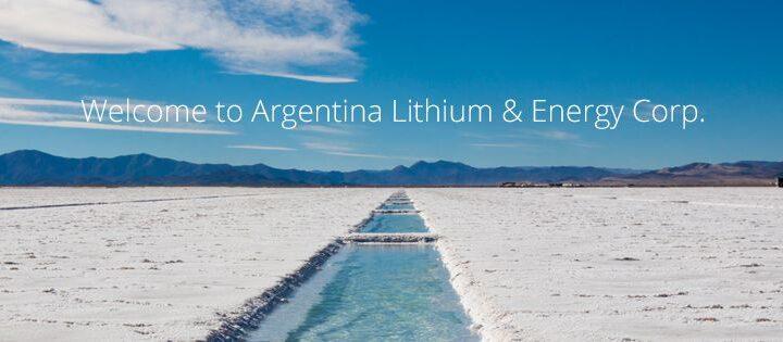 Argentina Lithium amplía su proyecto de litio en el Salar de Antofalla