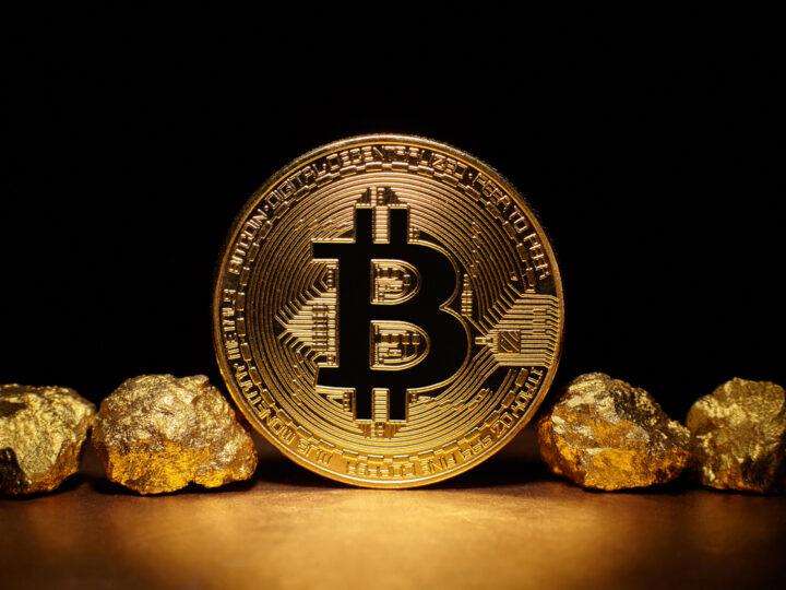 Los inversores huyen del oro por las criptomonedas a medida que aumentan las preocupaciones por la inflación