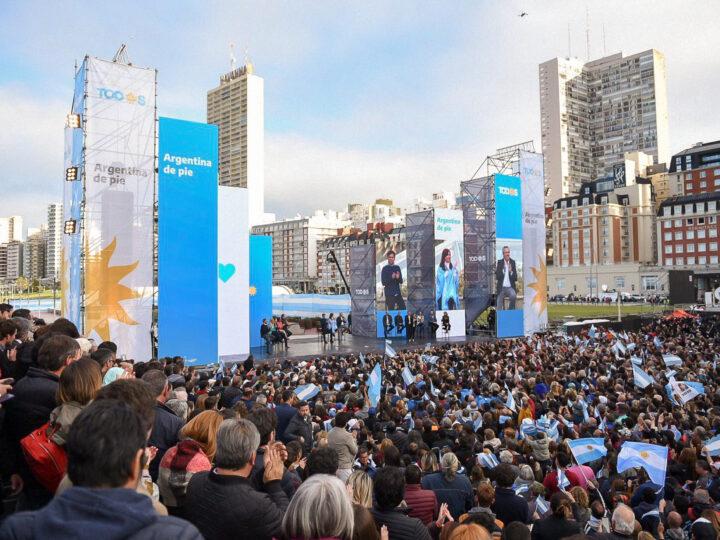 Con un cierre en Mar del Plata, el Gobierno apuesta todas sus fichas a la campaña en  Buenos Aires