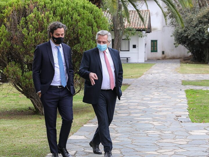 Tras la caída en las PASO, el kirchnerismo duro salió públicamente a pedir cambios de Gabinete