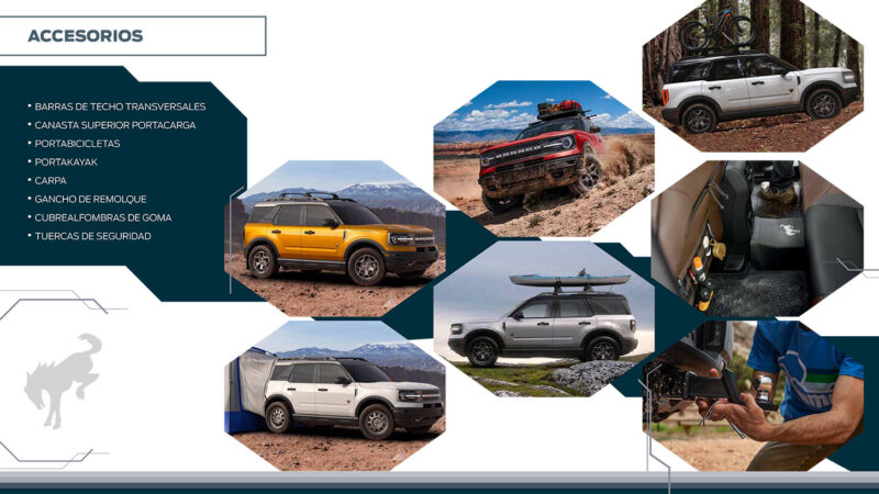 """Ford Bronco Sport """"Outdoors Pack"""""""