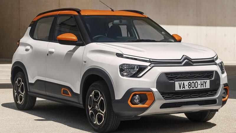 El nuevo Citroën C3 llega importado desde Brasil