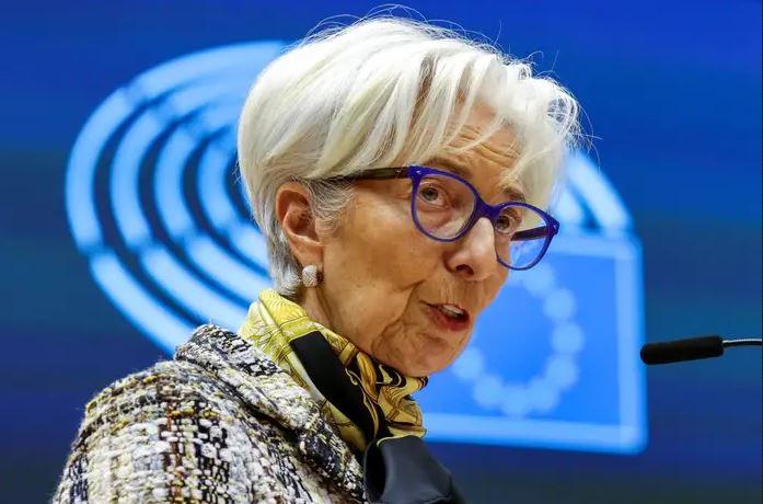 La presidenta del BCE sumó críticas contra las cripto