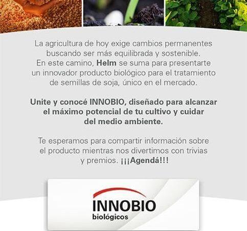 Llega al mercado el primer producto biológico de Helm Argentina