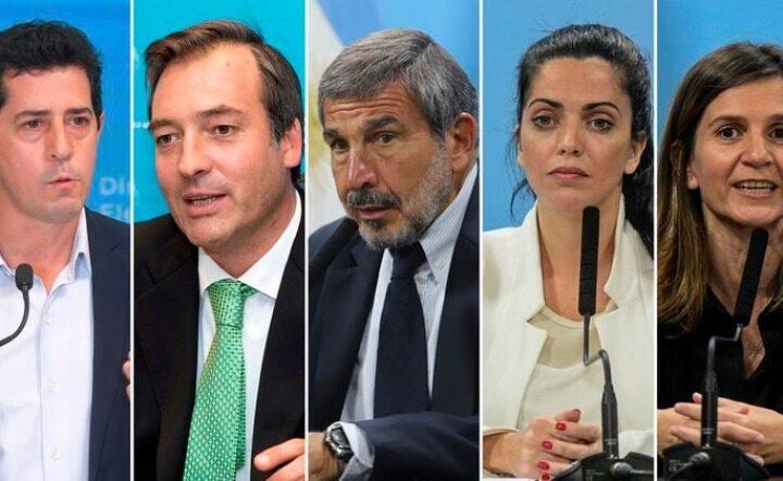 Ministros pusieron su renuncia a decisión del Presidente