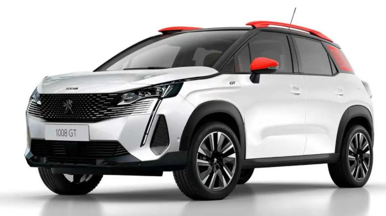 El Peugeot 1008 será de fabricación Brasilera