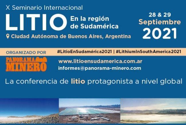 Seminario Internacional de Litio