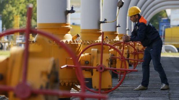 Rally del gas, carbón y petróleo