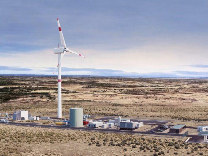 Autoridades de Chile y Alemania realizaron la presentación virtual del inicio de obra de la planta que producirá hidrógeno verde