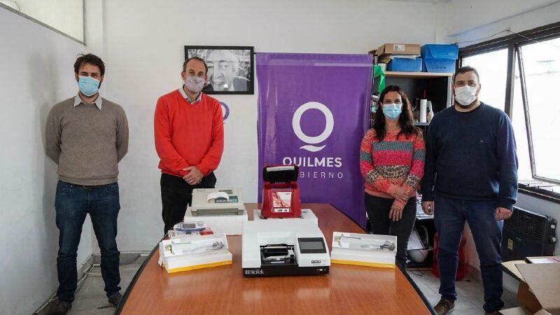 Banco Galicia contribuyó con nueva aparatología al Hospital Dr. Eduardo Oller de Quilmes
