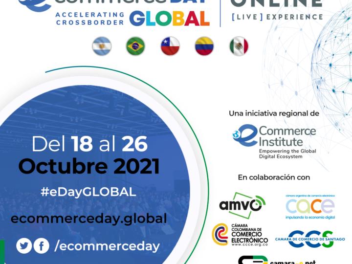 Se llevará a cabo por primera vez el  eCommerce Day Global focalizado en Crossborder eCommerce