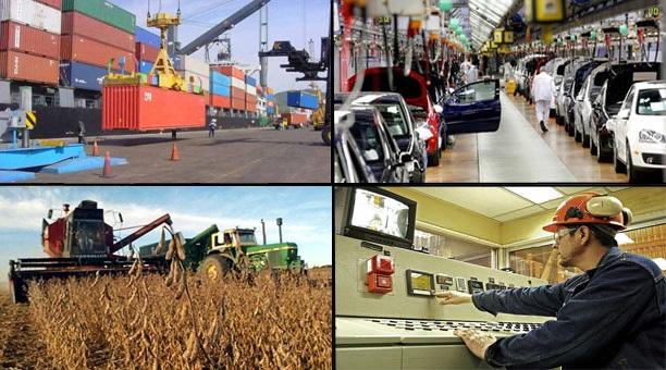 Actividad económica en agosto creció 12,8%