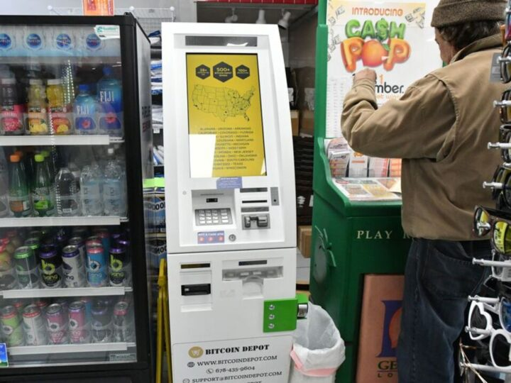 Bitcoin Depot superó los 5 mil cajeros operativos