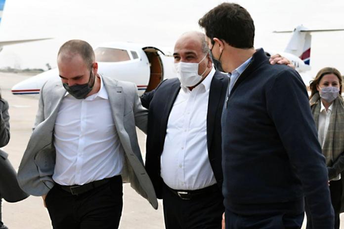 Guzmán se reunió con Pimco y Templeton en EE.UU.