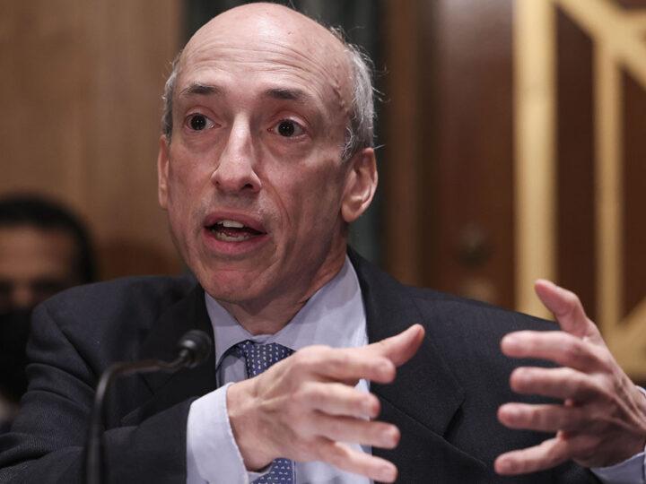 Presidente de la SEC defendió primer ETF de BTC