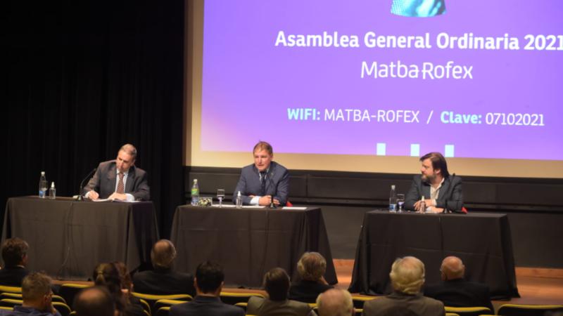 Matba Rofex renovó sus autoridades