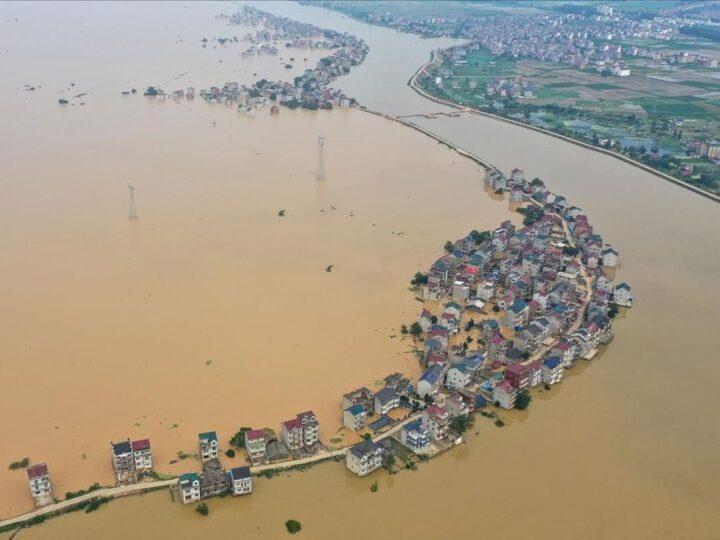 Las inundaciones obligan al cierre de decenas de minas de carbón en China